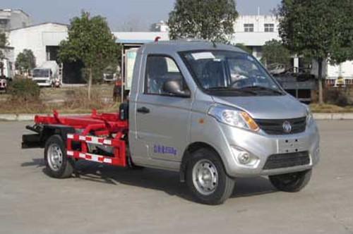 HLQ5031ZXXB型车厢可卸式垃圾车