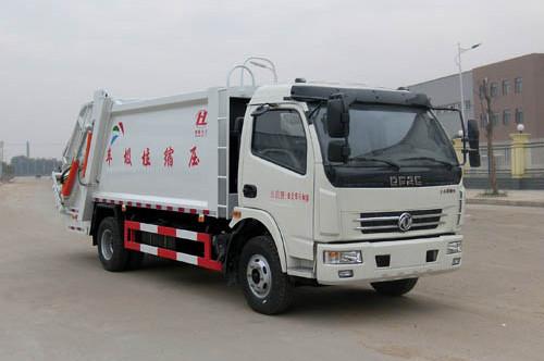 HLQ5081ZYSE5型压缩式垃圾车